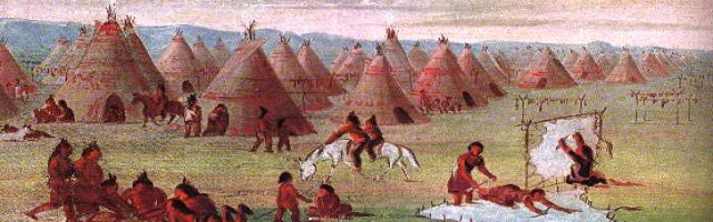 Red Indian Game